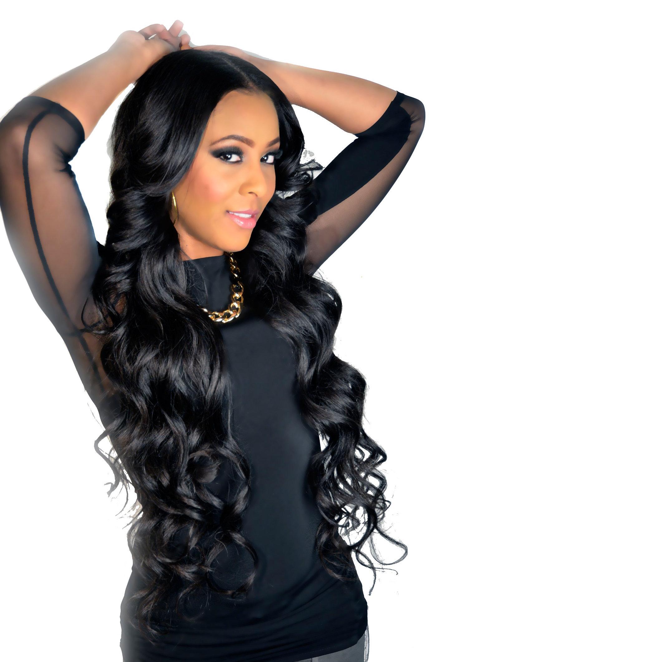 Body Wave Virgin Hair Weave Extensions In Ca Pretty Bundle